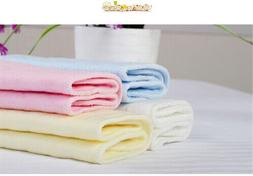2 PCS Reusable Baby Cloth Diaper Nappy Liners insert 3 Layer