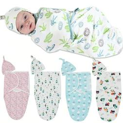 2Pcs Muslin Baby Swaddle And Diaper Set Cotton Infant Thin B