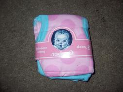 Gerber 3T potty training pants trainers pink girls