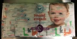 40 COUNT PACK THE HONEST COMPANY HONEST DIAPERS SIZE 2 FOR 1