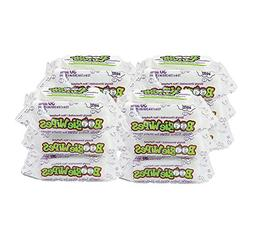 Boogie Wipes Soft Natural Saline Wet Tissues for Baby and Ki