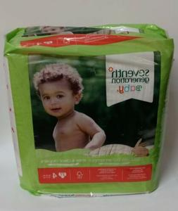 Seventh Generation Free and Clear Sensitive Skin Size 4 Baby