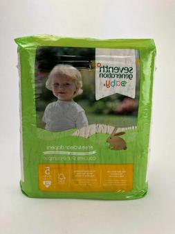 Seventh Generation Free and Clear Sensitive Skin Size 5 Baby