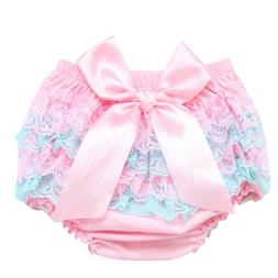 Adult Diaper  Satin Bow with lace Adult Baby Sissy Baby Diap