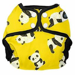 Imagine Baby Products All-in-Two 2.0 Diaper Cover, Snap, Pan