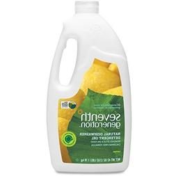 Seventh Generation Automatic Dishwasher Detergent Gel