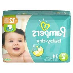 baby diaper baby dry diapers size 2