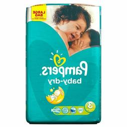 Pampers Baby Dry Diapers  Size 3  *2 day Ship