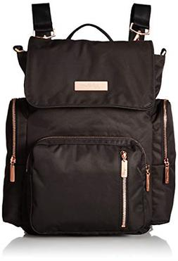 JuJuBe Be Sporty Backpack/Diaper Bag Rose Collection, Knight