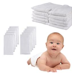 Gerber Cloth Diapers Baby Organic Birdseye Cotton Recyclable