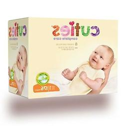 Cuties Complete Care Baby Diaper, SIZE 1, 8 - 14 lbs., CCC11