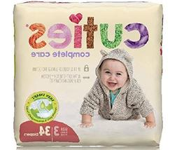 Cuties Complete Care Baby Diaper, Size 3, 16 to 28 lbs, CCC0