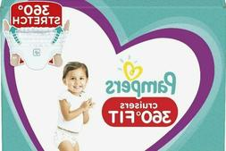 Pampers Cruisers 360 Disposable Diapers 3, 4, 5, 6 *You Choo