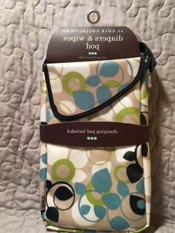 JJ Cole Diapers & Wipes Pod