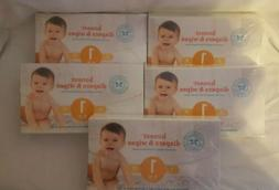 The Honest Company Diapers & Wipes: Sz 1  - Trial Size Set -