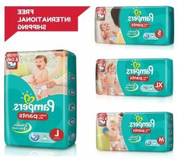 Pampers Diapers Baby Pant New Light Dry Disposable Soft Size