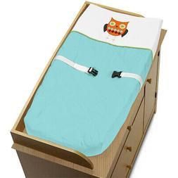 diapers changing table pad cover