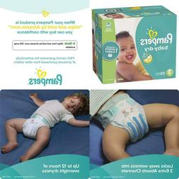 Diapers Size 3, 210 Count - Pampers Baby Dry Disposable Baby