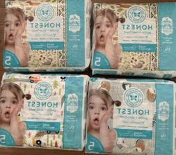 The Honest Company Diapers Size 5 Lot Of 140
