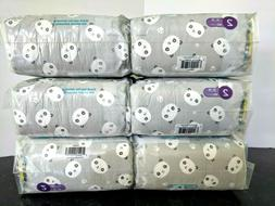 The Honest Company Honest Disposable Baby Diapers, Pandas, S