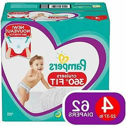 disposable diapers size 4 cruisers 360