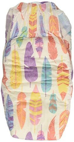 The Honest Company Honest Disposable Baby Diapers, Painted F
