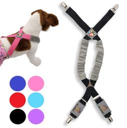 Dog Suspenders for Diapers Belly Bands Pet Apparel Clothes S