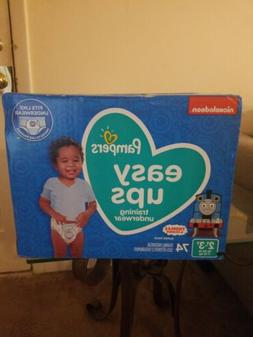 Pampers Easy Ups Training Pants Pull On Disposable Diapers B