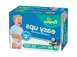 Pampers Easy Ups Training Underwear For Boys 3T-4T 30-40 Lb