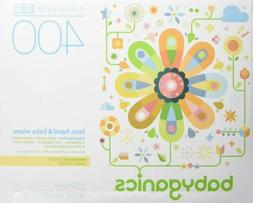 Face, Hand & Baby Wipes, Fragrance Free, 300/400/ 600/800/18