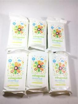 Babyganics Face Hand Baby Wipes 240 Count