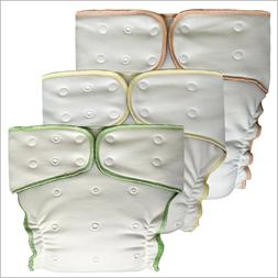 Fitted Cloth Diaper for Incontinence Special Needs Adults or