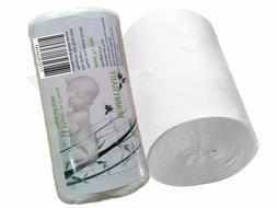 LilBit Flushable Biodegradable Viscose Diaper Liners for Bab