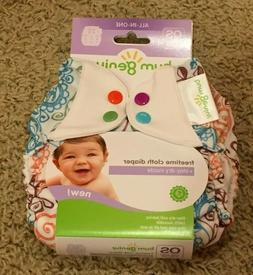 BumGenius Freetime Snap Lovelace One Size All-in-one
