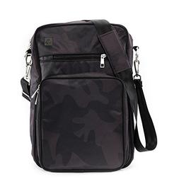 helix onyx collection messenger diaper
