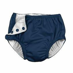 i play. Baby Boys Snap Reusable Absorbent Swimsuit Diaper Na