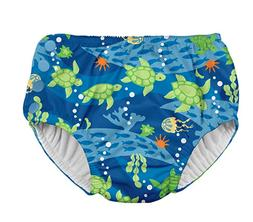 i play. Baby Boys Snap Reusable Absorbent Swimsuit Diaper Ro