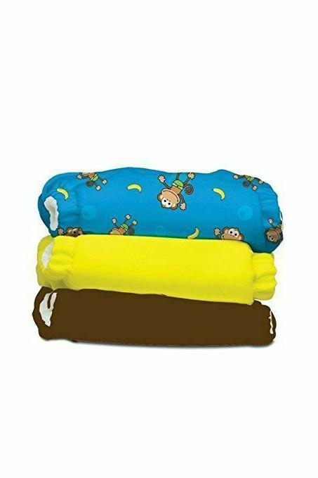 Charlie Banana 2-in-1 Diapering System, + 6 One Size