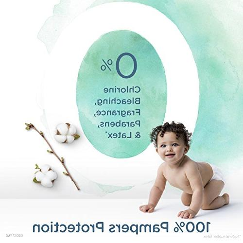 Pampers Pure Diapers, 52 Count,