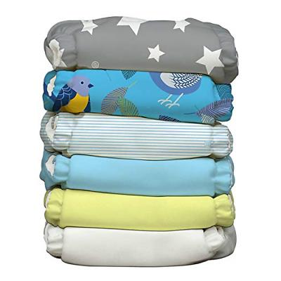 6 diapers 12 inserts twitter star one