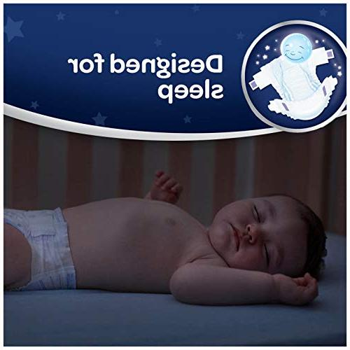 HUGGIES OverNites PACK Overnight Diapers