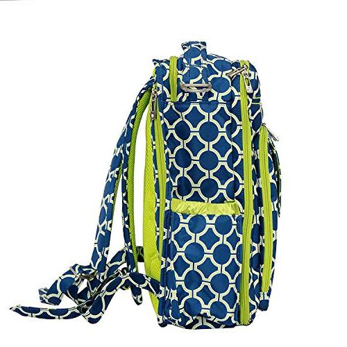 Right Back Backpack Bag, Royal