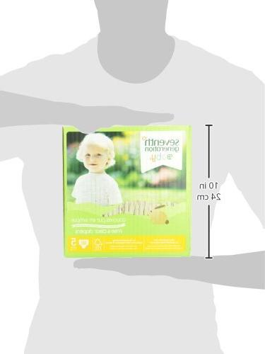 Seventh Generation Clear Stage 5 Diaper - per pack -