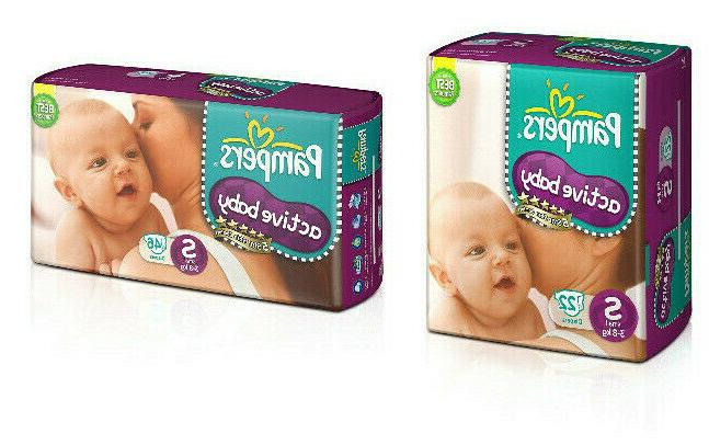active baby small size diapers