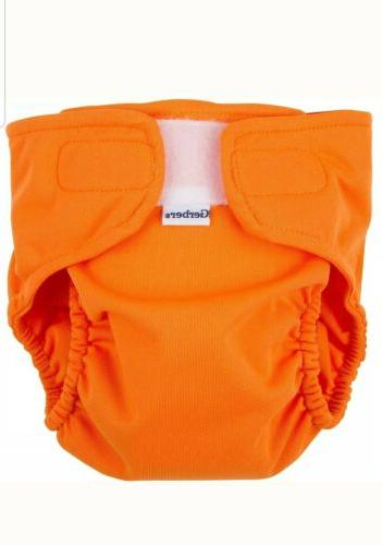 all in one reusable diaper with insert