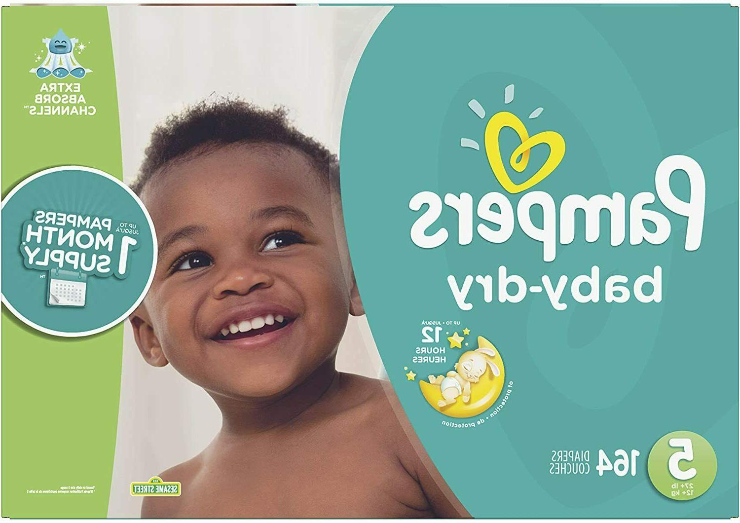 Pampers Dry Mega