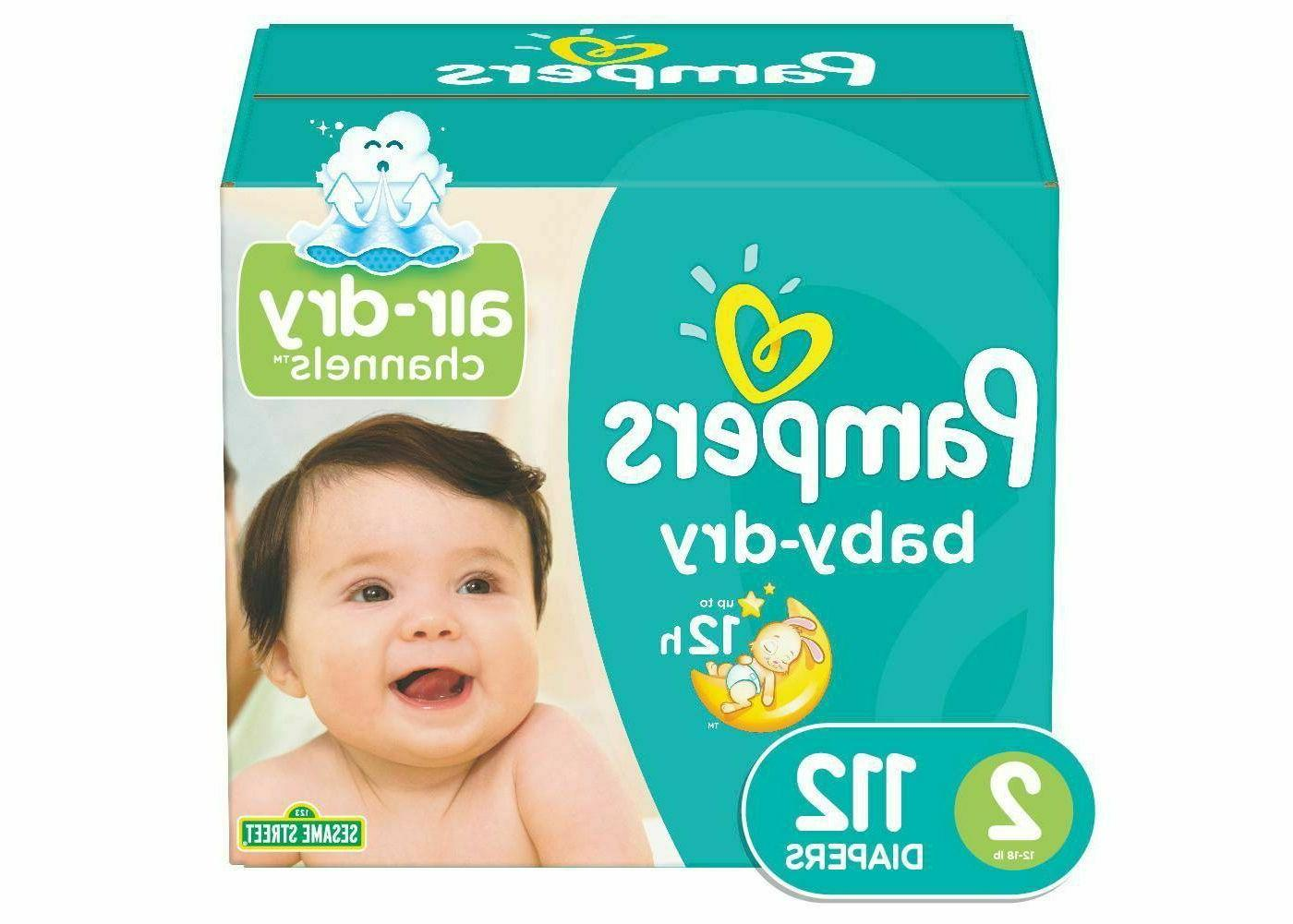 Pampers Super -