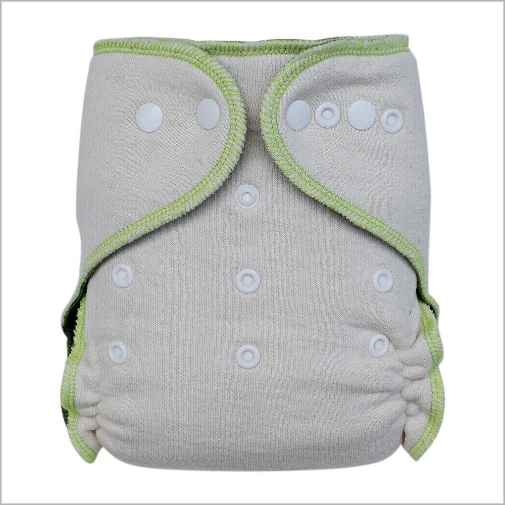 baby stay dry hemp night fitted cloth