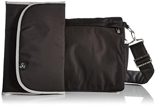 Ju-Ju-Be Classic Collection Be Bag, Black/Silver