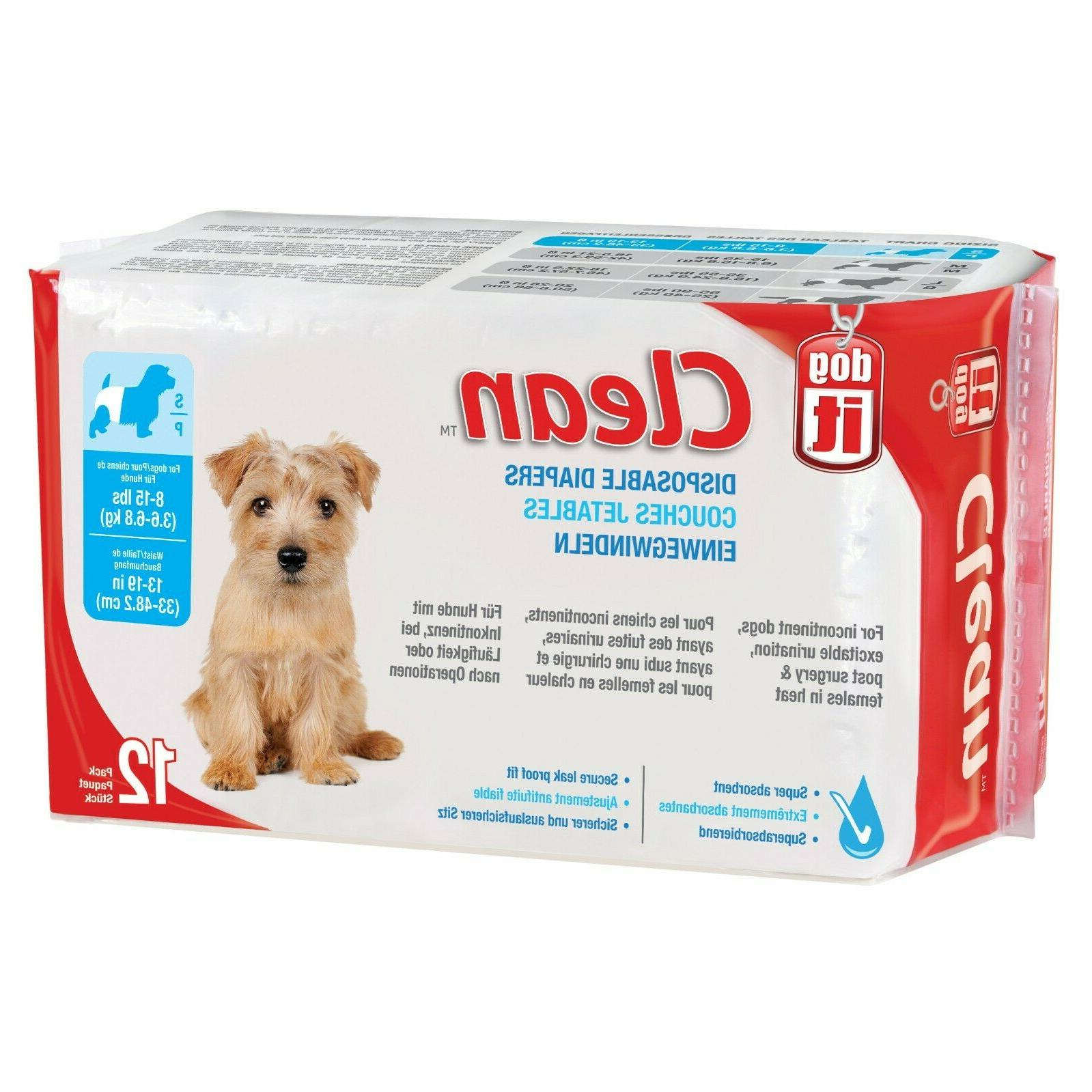 clean disposable diapers